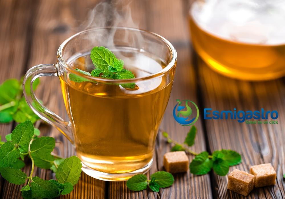 Té verde para curar el hígado graso