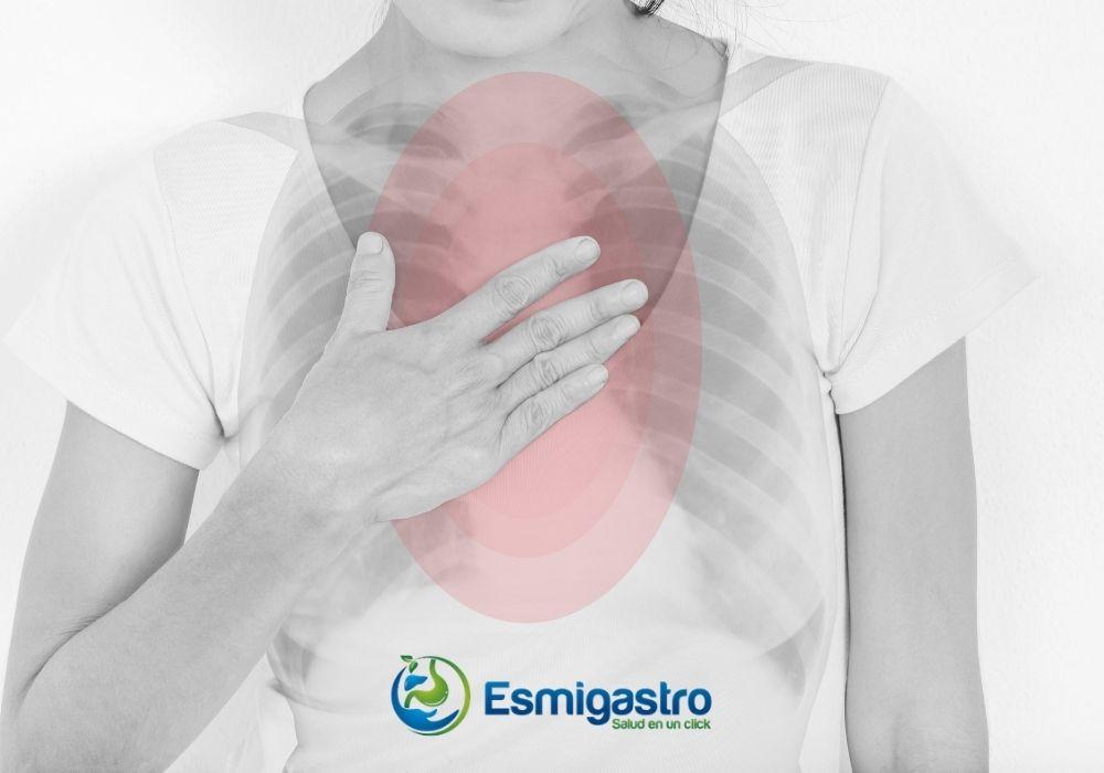Enfermedades respiratorias y reflujo