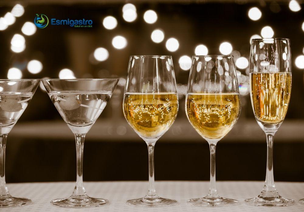 consumo de alcohol y cáncer